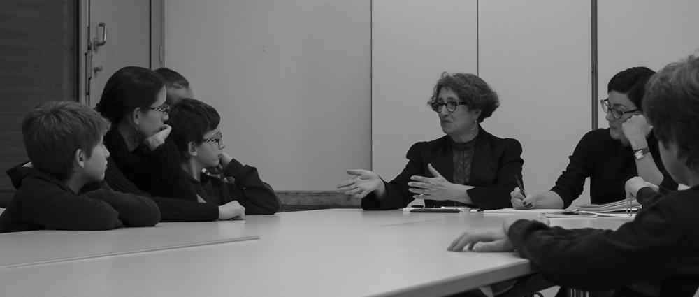 Introduction par Martine Libertino, Conceptrice de l'Ecole d'Eveil Philosophique - Décembre 2015, Lausanne
