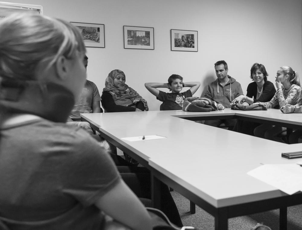 Bilan de décembre 2015 et juin 2016 - Jeunes de 12 à 15 ans - Genève